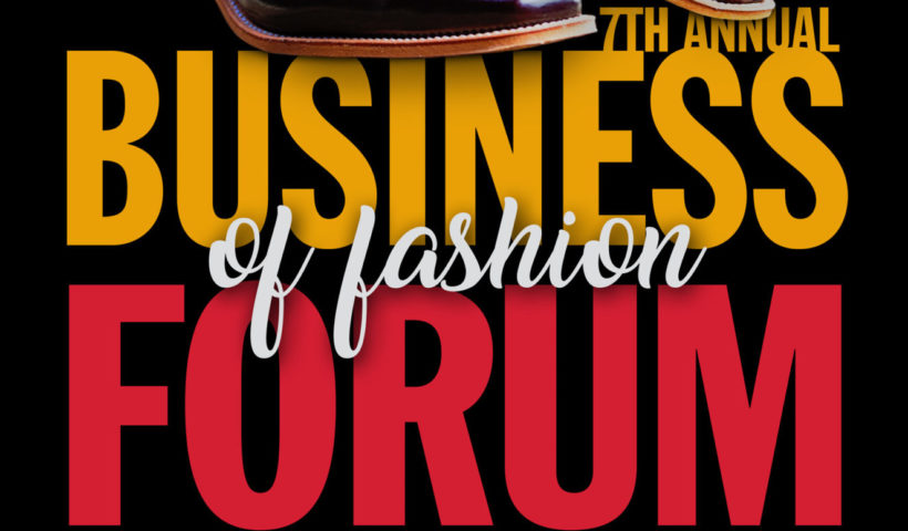 Business of Fashion poster