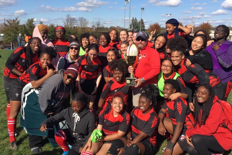 Albright women's rugby wins championship