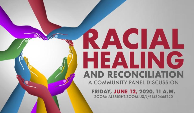 Racial Healing event