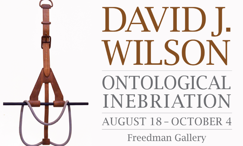 David Wilson Art Exhibit 2020