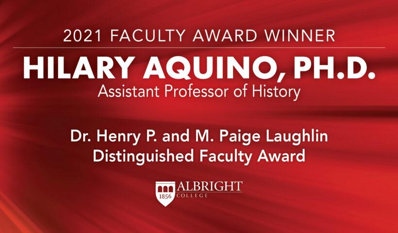 Hilary Aquino, Ph.D.